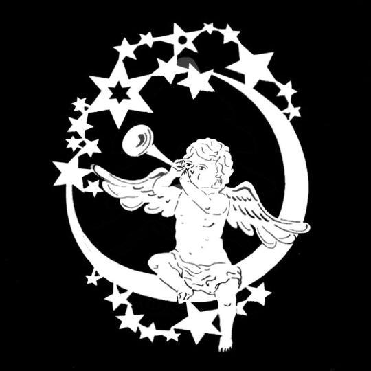 FBW 604 Sternenmond mit Trompetenengel