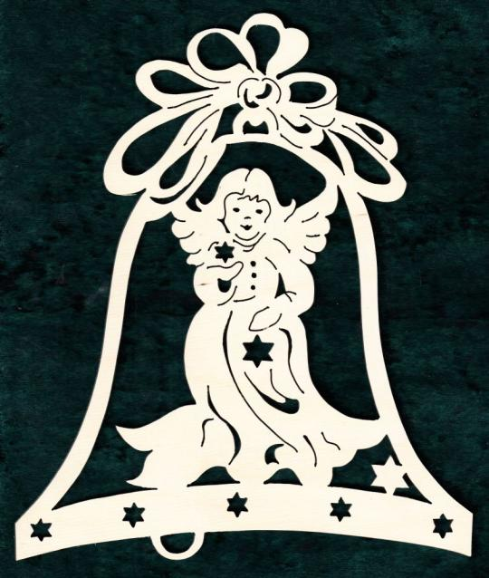 FBW 580 Glocke mit Engel
