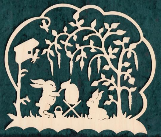 FBO 029 Hasenmalerei mit Starenkasten