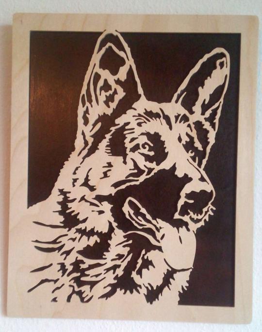 WB 016 Schäferhund