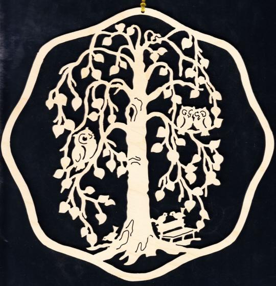 FBA 239 Eulenbaum rund