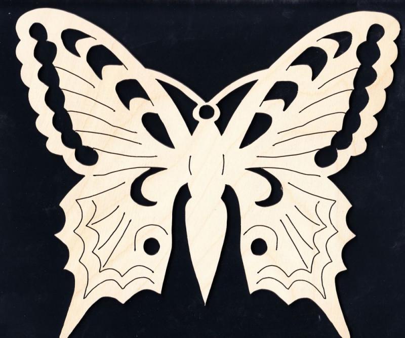 FBA 251 Schmetterling