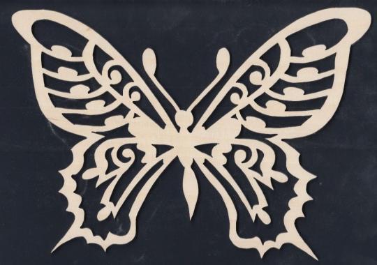 FBA 253 Schmetterling zart