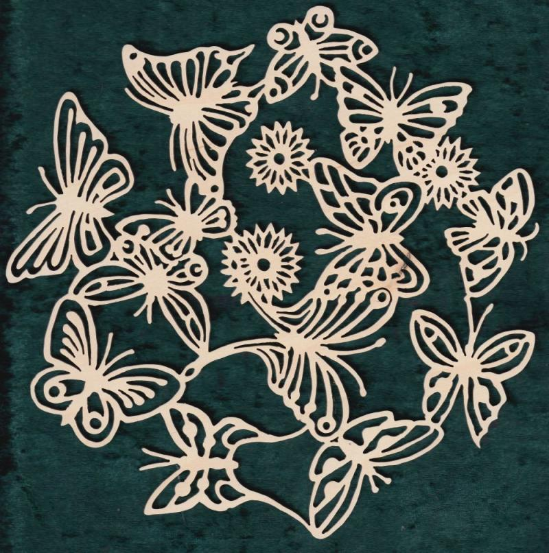 FBA 294 Schmetterlinge