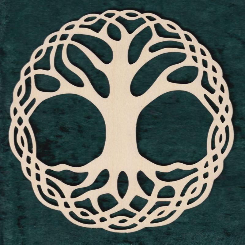 FBA 296 Baum des Lebens keltisch