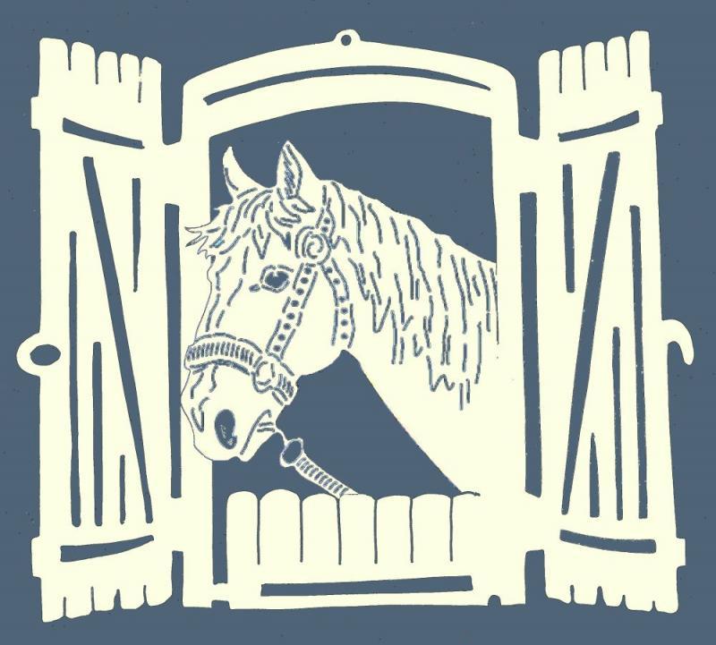 FBA 336 Pferdefenster