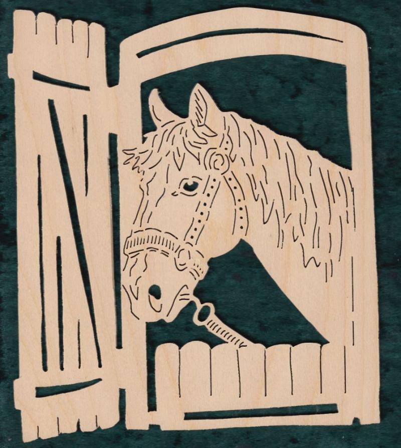 FBA 337 Pferdetür