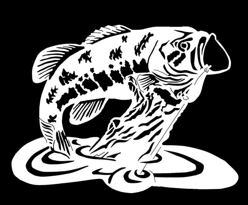 FBA 116 Fisch an der Angel