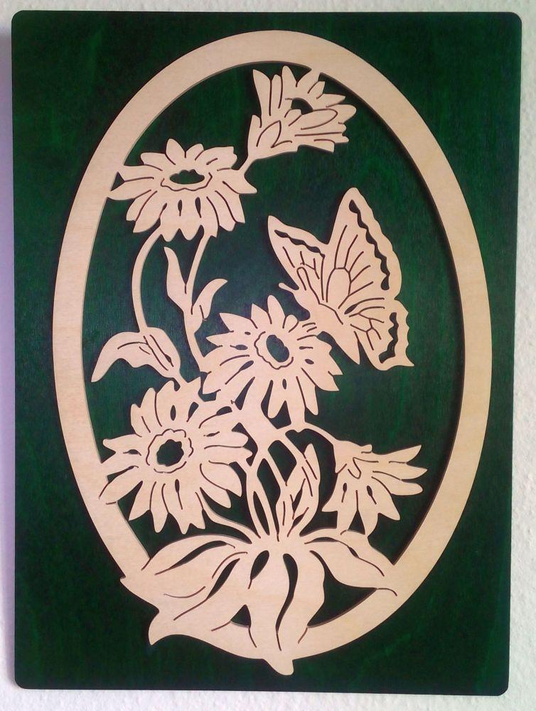 FBA 346 Magariten mit Schmetterling