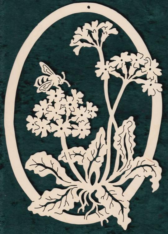 FBA 350 Schlüselblumen