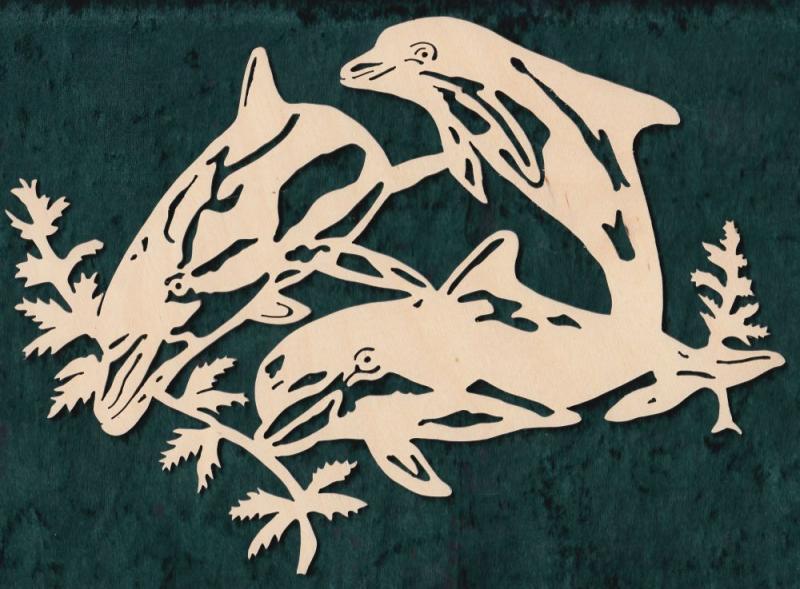 FBA 365 drei Delphine