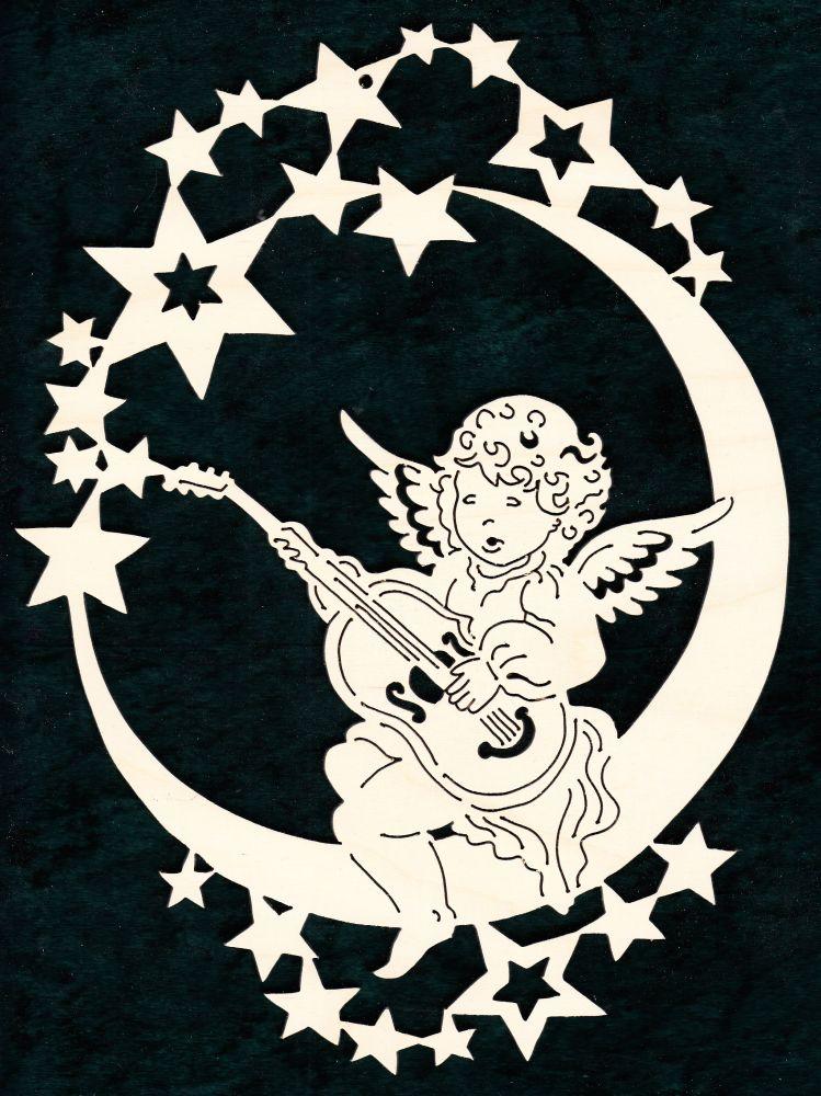FBW 562 Sternenmond mit Lautenengel