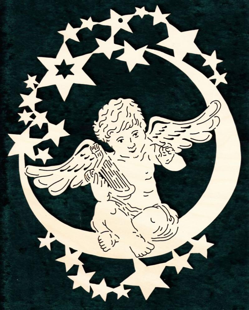 FBW 590 Sternenmond mit Lyraengel