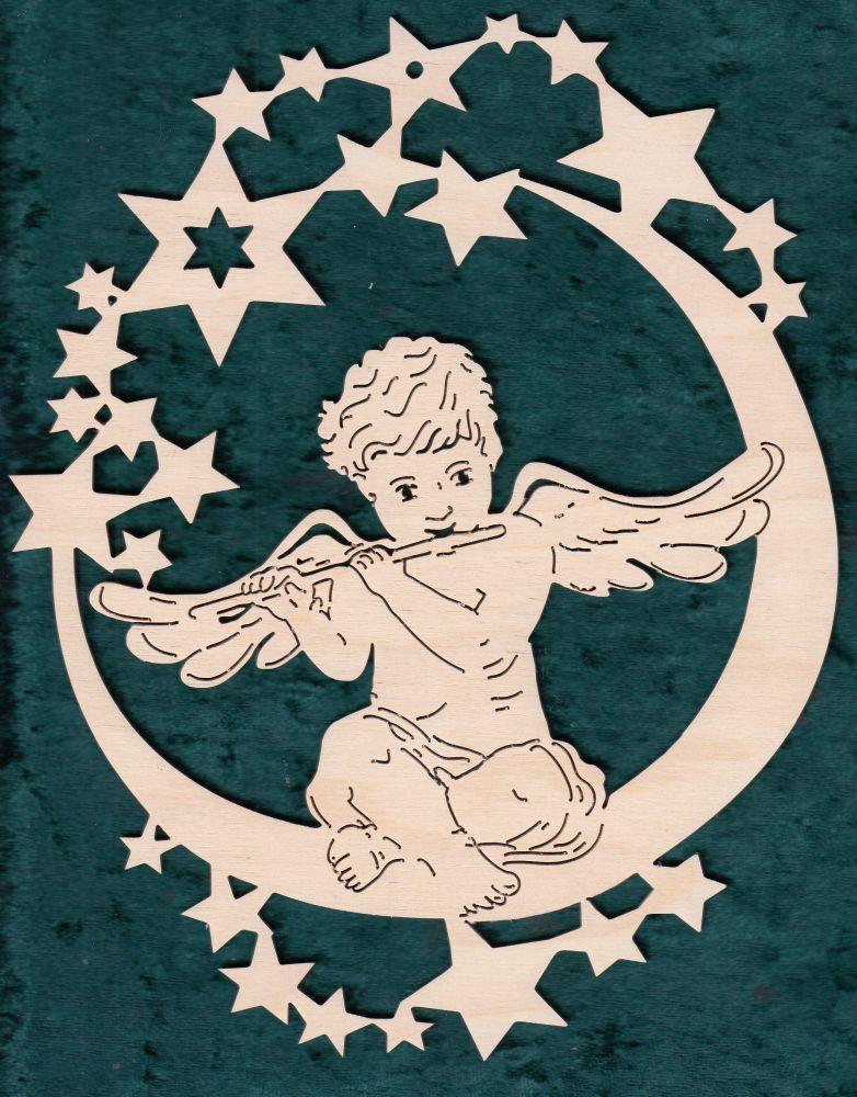 FBW 600 Sternenmond mit Flötenengel