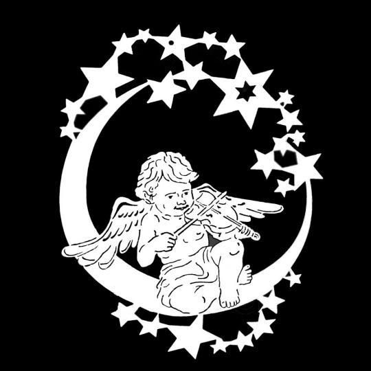 FBW 601 Sternenmond mit Geigenengel