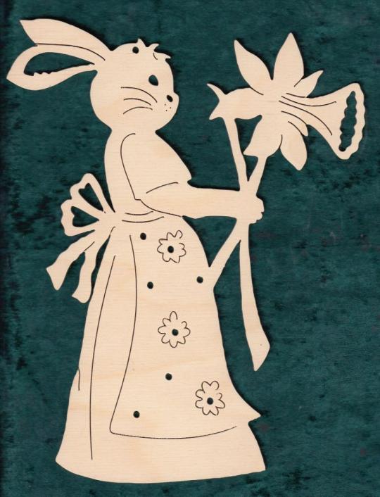 FBO 022 Hasenfrau
