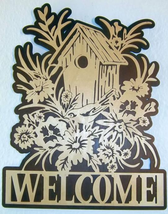 WB 006 Welcome Starenkasten
