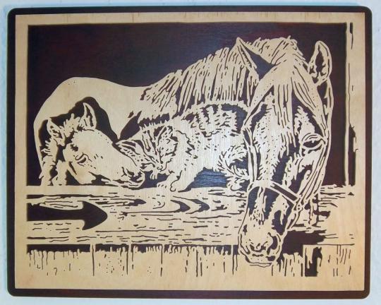 WB 014 Pferdestall