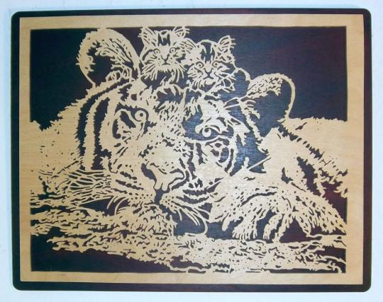 WB 021 Tigermama