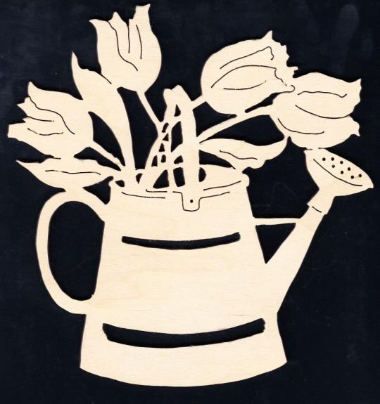 FBA 141 Kanne mit Tulpen
