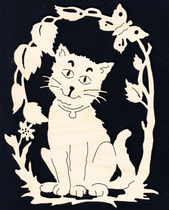 FBA 142 Katze