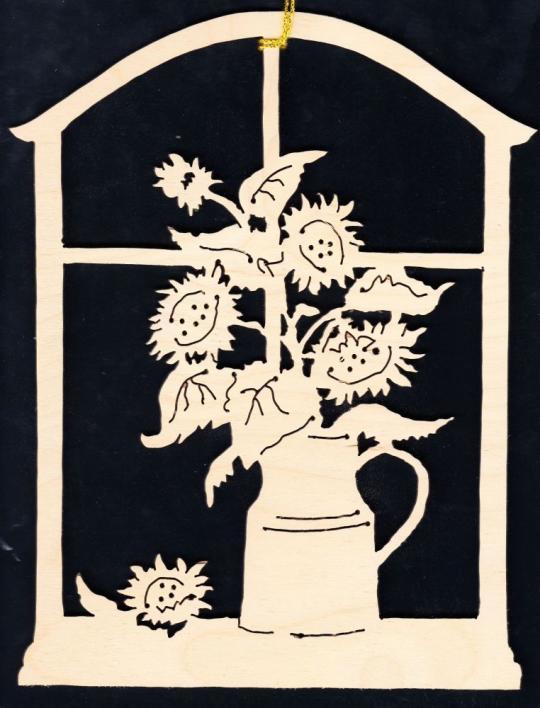 FBA 107 Blumenkanne am Fenster