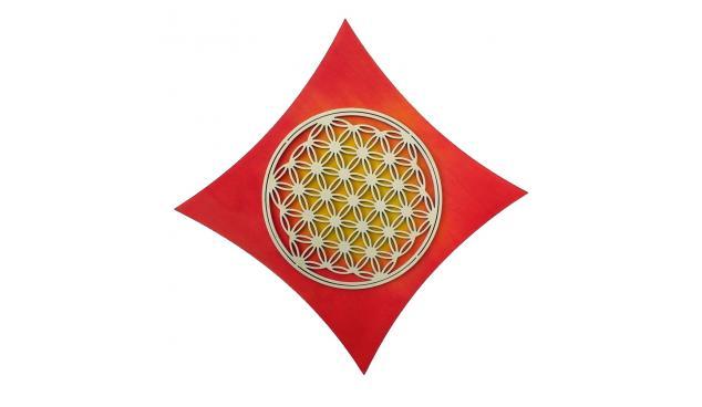 Blume des Lebens, Esotherik, Dekoration